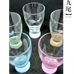 【九尾】冷酒グラス
